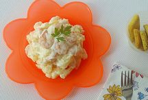 Recetas con patata / by puri cordoba pineda