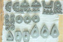 Изделия из гипса и глины