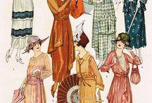 Clothing 1912-1920