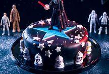 Star Wars Rezepte / Rezepte zur Start Wars Reihe – Kuchen, Torte, Getränke, Cupcakes und mehr