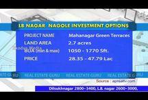 LB NAGAR INVESTMENT OPTIONS