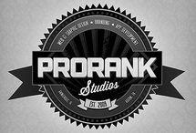 Logotipos creativos / Ejemplos de logotipos
