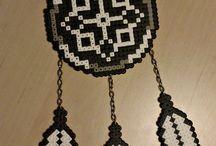 Atrapasueños / Atrapasueños Hama Beads