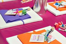 Kids - Parties: Art/Painting Party