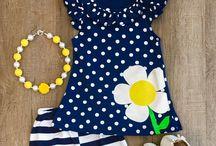 Baby's girl style