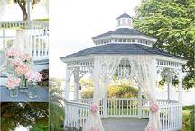 Gazebo wedding inspiration