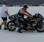 Land Speed-Motorcycles / Motorcycles for land speed racing