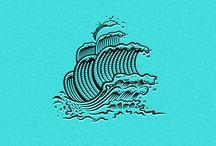 логотип корабль