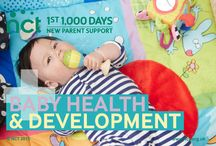 Baby health and development / Find out more about your baby's health and development - from communciation to play to dealing with illness