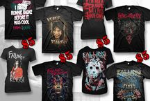 Band t's