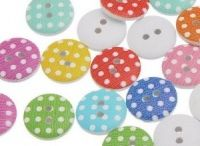 Buttons Buttons Buttons / A selection of cute and quirky buttons to inspire your sewing projects....