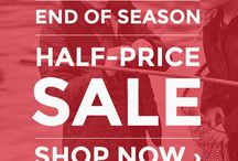 SALE / Sav up to 50% OFF Selected Lines