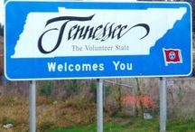Tennessee - My Home / by Theda Weatherly