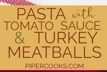 Pasta / Collection of the best pasta recipes.  Quick and easy, long and simmering, healthy, homemade sauces, bolognese, vegetarian, seafood pasta, homemade fresh pasta.