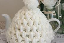 Crochet - Tea Cozies