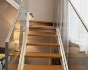 Sound Proof Open Stairs to Loft
