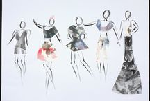 Online Portfolio / 2nd Year Fashion with Marketing and Production student; The University of Huddersfield
