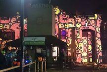 Halloween - Night Projection fényfestés / Hol nem volt park #Halloween Night Projection fényfestés. További információ: http://www.night-projection.hu