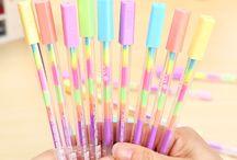 canetas da Aliexpress