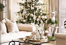 CHRISTMAS ....the most wonderful time of the year! / Christmas in all its GLORY!  / by Leslee Walser