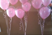 deco table ballons