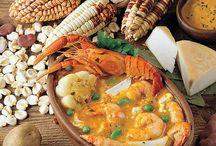Delicious - Delicias / International foods