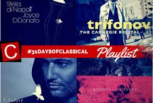 Classical Chops Music Playlists / Our favorites! Audio Playlists