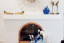 Interiors - Mantle Styling