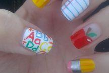 nails / by Britanie Dobson