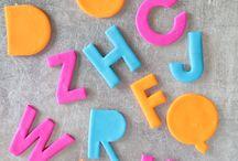 Letters & kids