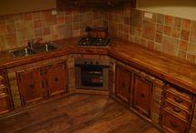 Épített konyhabútorok