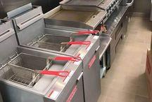 Preparación de Alimentos / Preparación de Alimentos   Equipos de Cocción /Estufas/Planchas/Parrillas/Marmitas/Hornos/Freidoras