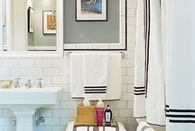 Home: Bathrooms / Bathroom inspiration / by For My Love Of