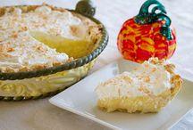 Grandma's- Homemade Pies / by Sharon Corcilius