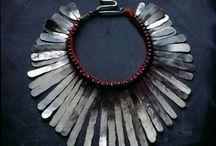 jewelry and metal / by Niki Stylianou