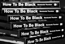 The Black Album / Inspiration Moodboard