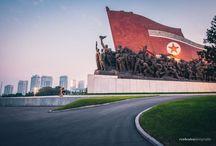 Pêle-mêle Corée du nord