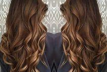 luces cabello
