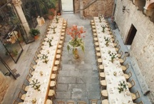 Wedding Table formation