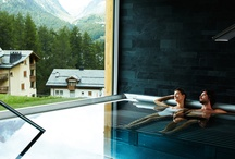 Relax / Amid the vibrant energy of Nira Alpina, our spa is a peaceful sanctuary. Going well beyond mere physical rejuvenation, the Nira Spa experience includes all the elements of holistic, stress-free living. A couple's room with luxurious twin heated beds is a romantic option for massages. Using organic Swiss products, our qualified therapists and beauticians promote alpine wellbeing with innovative treatments including fruit wraps and Swiss chocolate body wraps. Manicures, pedicures, waxing and rejuvenating facials are all part of the service. / by Nira Alpina