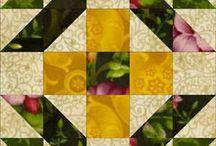 Quilt blocks ~ stars