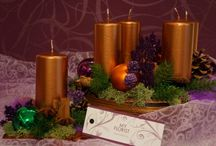 MY FLORIST Christmas Decorations & Christmas Ideas / Advent Decorations, Advent Wreaths, Christmas Decorations