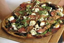 Pizzas Flatbreads Tarts