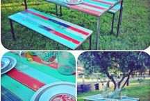 Outdoor furniture / by Ali Gates