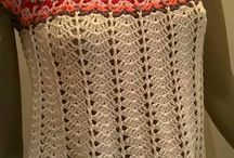 silvias's Crochet Blouse