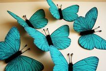 Butterflies / by Caroline Kosaka