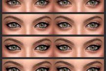make up sims