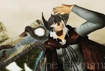 The Helmsman / by Celestial Elf