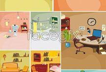 illustration/interior