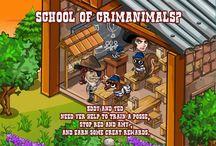 School of Crimanimals / School of Crimanimals Pioneer Trail